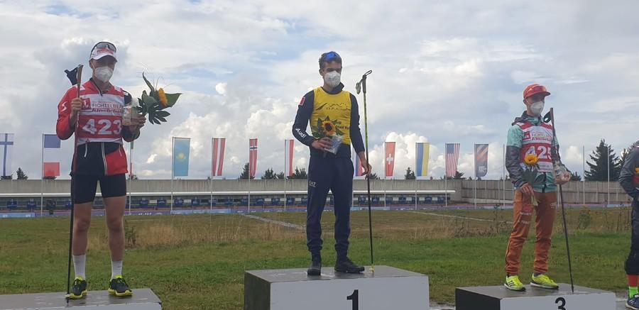 Combinata Nordica - Bellissimo successo di Iacopo Bortolas in Alpen Cup a Oberwiesenthal