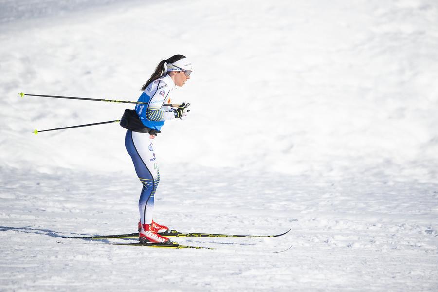 Charlotte Kalla (Foto Bildbyran)