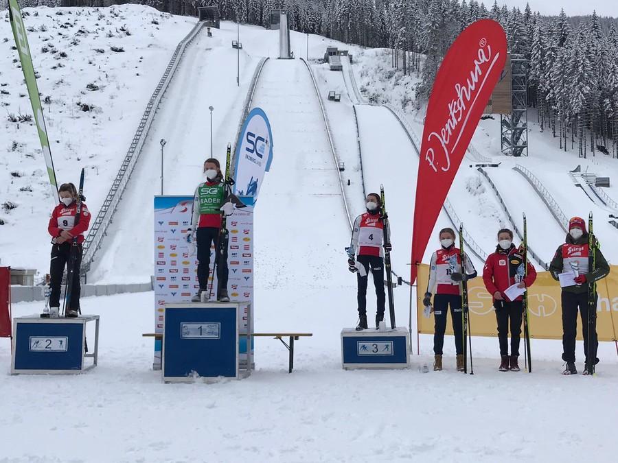 Combinata Nordica - Continental Cup ad Eisenerz: Westvold Hansen impressionante, Sieff sempre 6ª