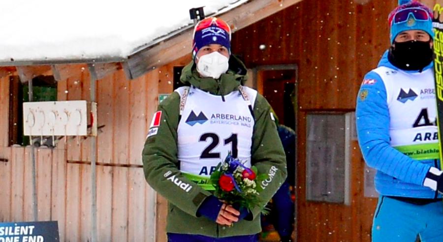"""Biathlon - Daniele Cappellari: """"Sugli sci va meglio, ma la strada da fare è ancora lunga"""""""