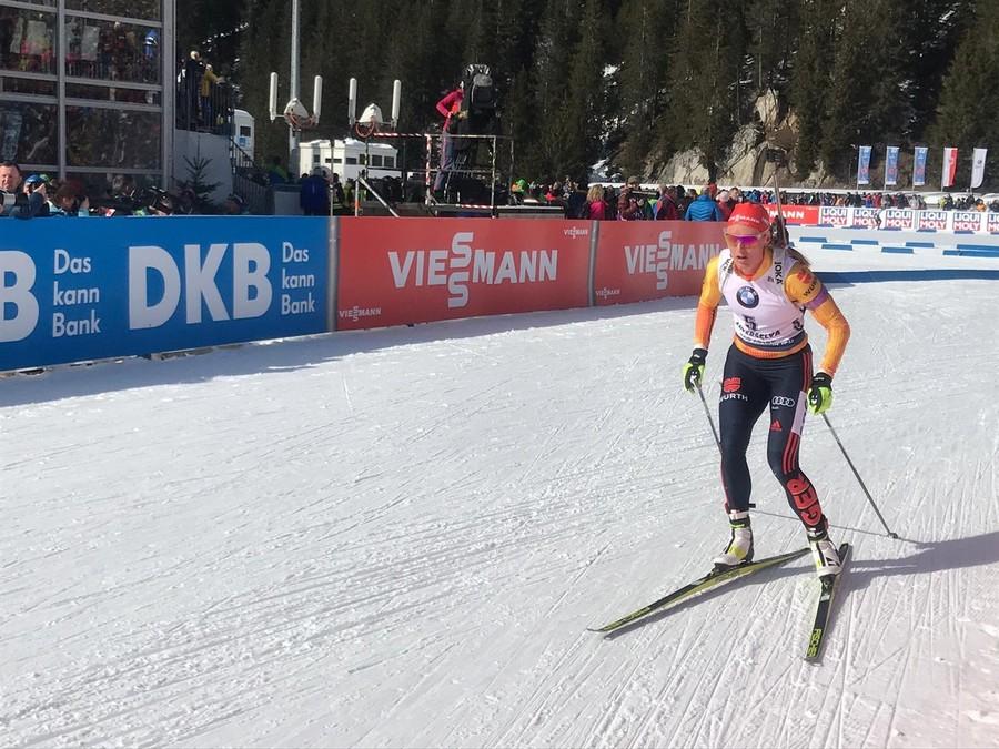 Biathlon - Lavazè ospita un altro top team: dopo la Norvegia tocca alla Germania femminile