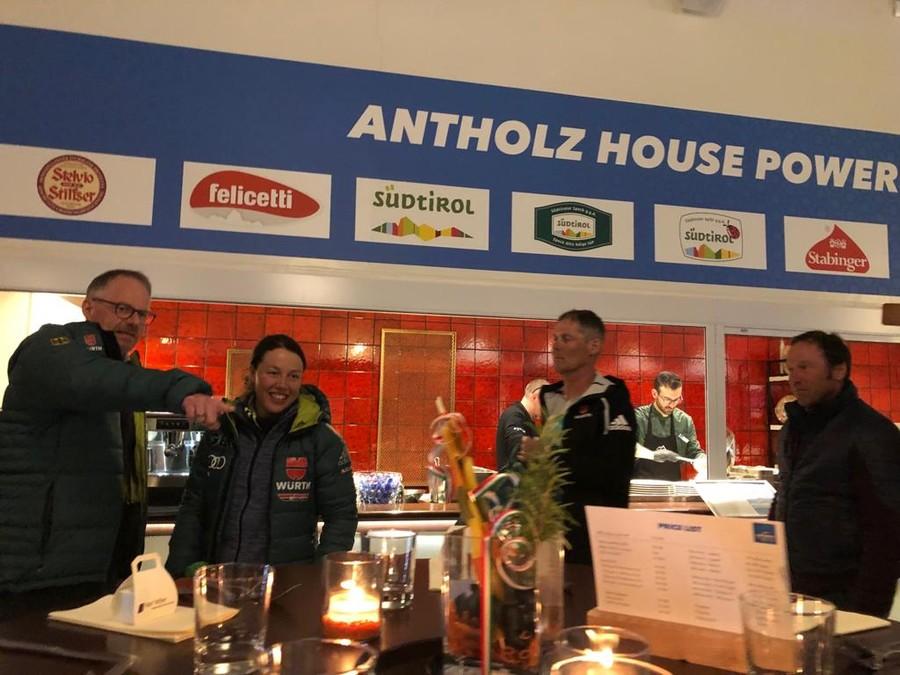 Biathlon - Laura Dahlmeier ha scelto Casa Anterselva per festeggiare il bronzo nella sprint