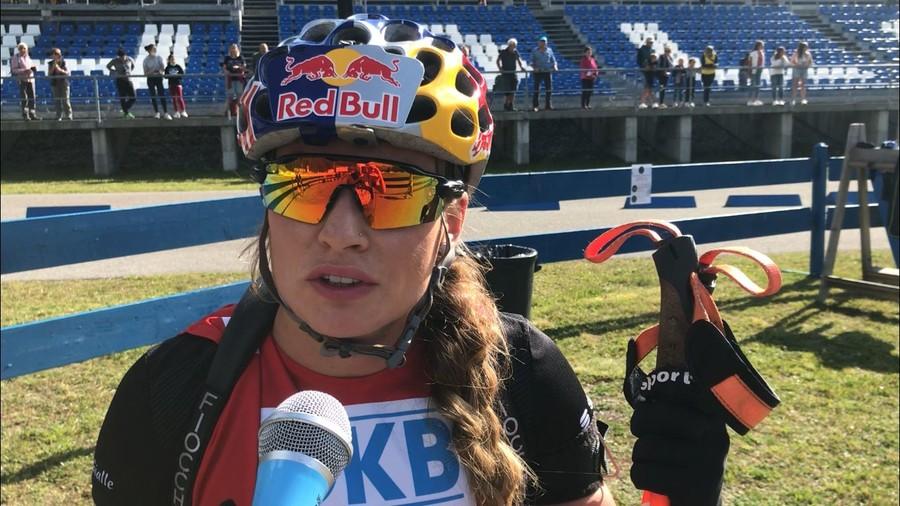 """Biathlon - Dorothea Wierer: """"Felice del risultato, non delle sensazioni; sono stanca perché fatico a dormire"""""""
