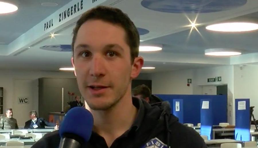 """VIDEO, Biathlon - Daniele Cappellari pronto all'esordio Mondiale: """"Ho l'obiettivo di crescere e fare del mio meglio"""""""
