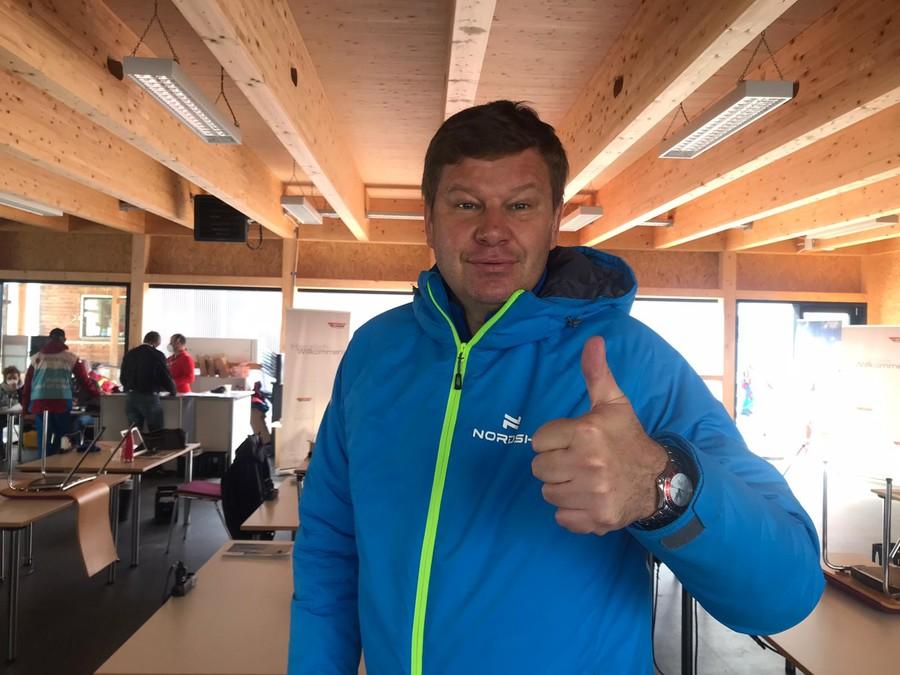 """Biathlon - Intervista a Dmitry Guberniev: """"Sono convinto che a Pechino l'Italia vincerà due o tre medaglie"""""""