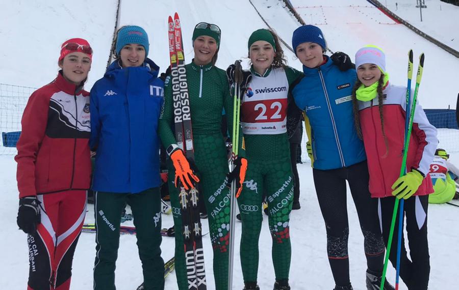 Combinata Nordica - Le squadre B junior e di interesse nazionale al lavoro