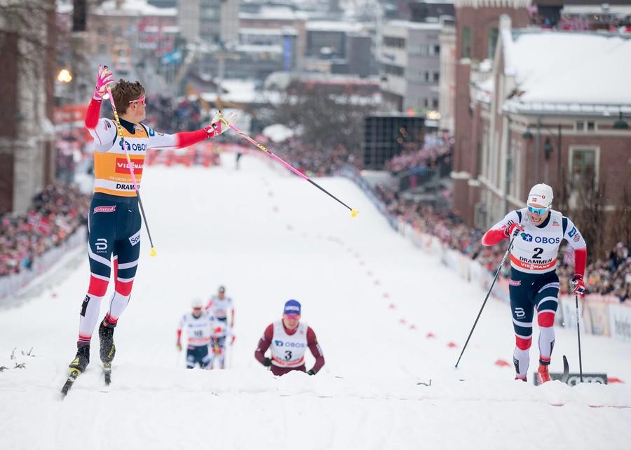 Fondo - Troppo caldo: cancellata la sprint di Drammen; si gareggerà in skating a Konnerud