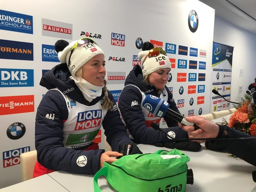 """Biathlon - Tiril Eckhoff: """"È stata una gara negativa, ma non è morto nessuno"""""""