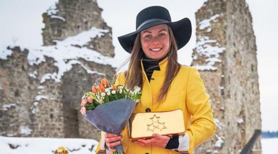 Sci di Fondo - In Lettonia applaudono Patricija Eiduka: è l'atleta dell'anno 2020