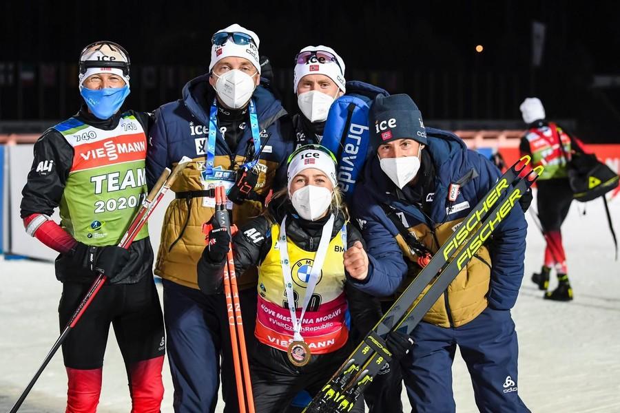 """Biathlon - Patrick Oberegger a Fondo Italia: """"Basta guardare Eckhoff negli occhi per capire quanto è sicura di sé"""""""