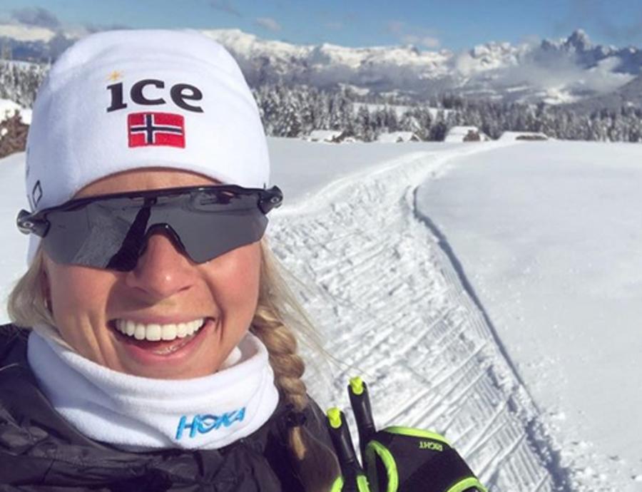 """""""Happy Skiril"""": la nazionale norvegese di biathlon si gode gli allenamenti sulla neve di Lavazé"""