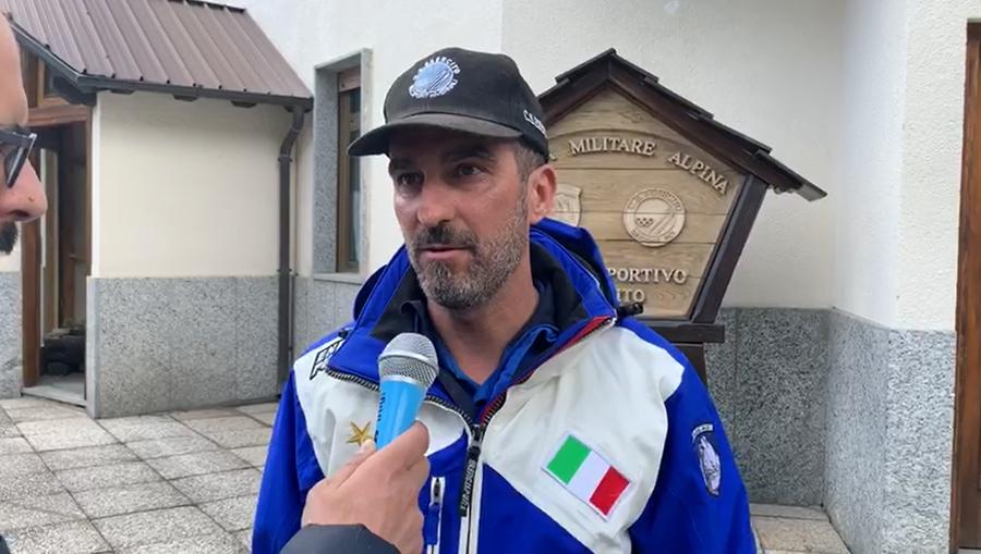 """VIDEO, Biathlon - Fabio Cianciana (allenatore Centro Sportivo Esercito Juniores - Giovani): """"Movimento in grande crescita"""""""
