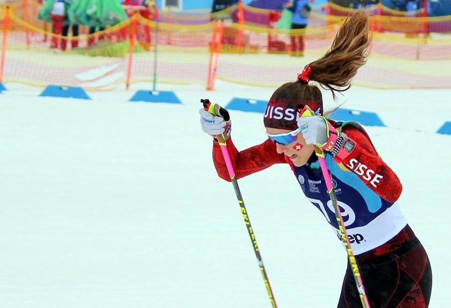 Fondo - Opa Cup Junior: Anja Weber vince la 5km, Emilie Jeantet è quinta