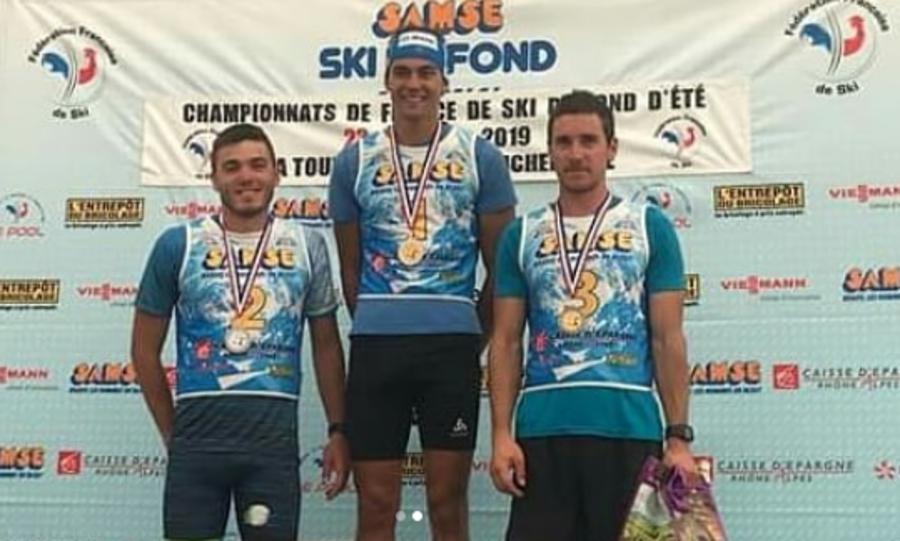 Fondo - Campionati Francesi: vittorie per Tiberghien e Bentz nella mass start