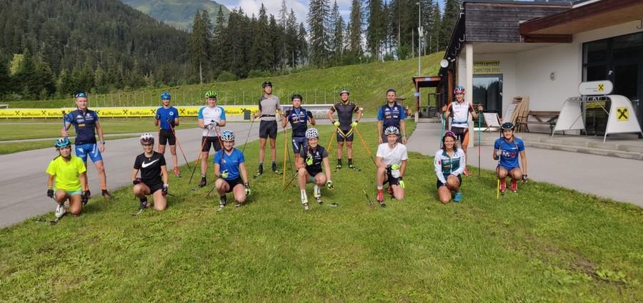 Fondo - Ad Obertilliach si è concluso il primo raduno della nuova nazionale juniores (FOTOGALLERY)