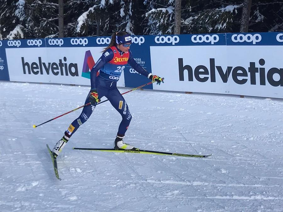 """Dopo il Cermis, Franchi fa una dichiarazione d'amore allo sci di fondo: """"Amo questo sport e le emozioni che mi fa provare"""""""
