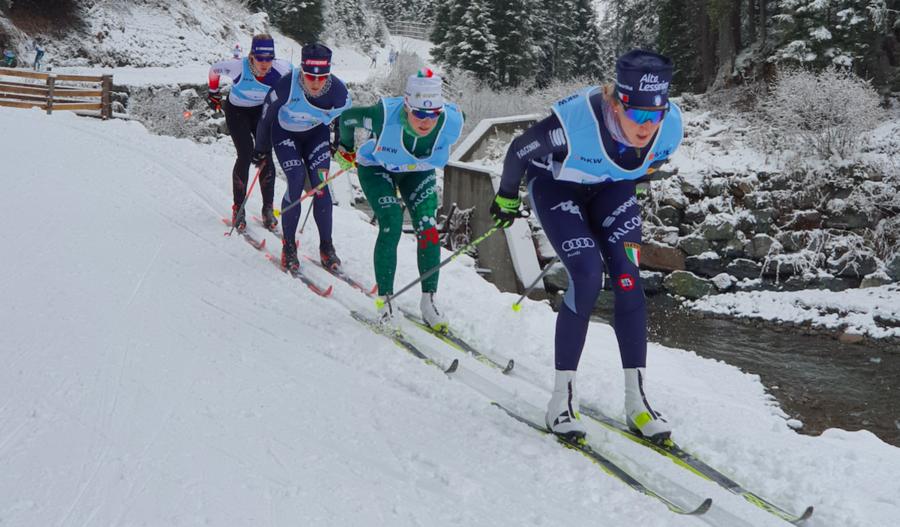 Fondo - Fotogallery da Davos, dove si stanno allenando la Squadra A femminile e le squadre Under 23