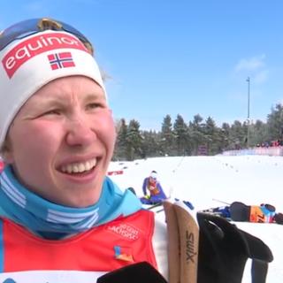 Fondo, Mondiali Juniores - Impressionante Fossesholm, vittoria stile Johaug nella mass start