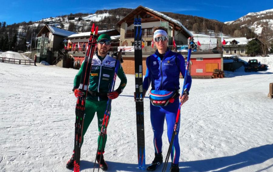 VIDEO - Verso l'Alpen Cup a Pragelato: Romano e Serra mostrano la pista e descrivono le proprie emozioni in vista della gara casalinga