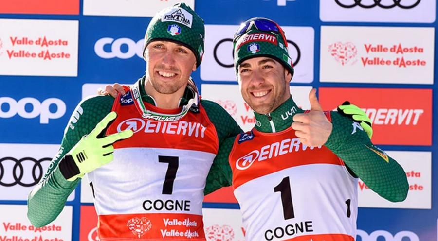 Fondo - Gara FIS a Rovaniemi, gli iscritti: Pellegrino e De Fabiani sfidano Ustiugov