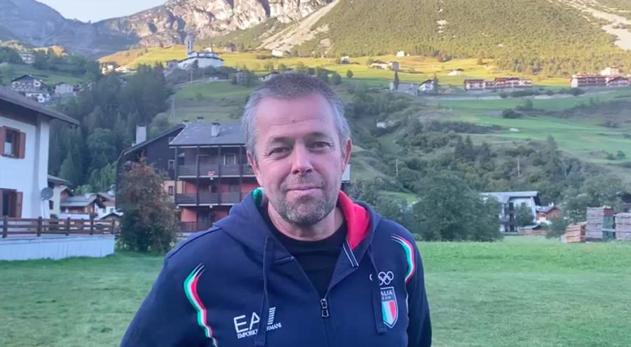 """VIDEO, Fondo - Parla Alfred Stauder, responsabile del settore giovanile: """"Il nostro compito è formare questi giovani non solo nello sci"""""""