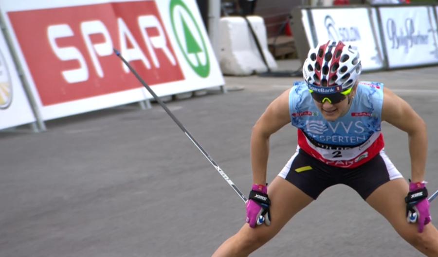 Fondo - Blinkfestivalen: Falla si impone nella sprint femminile, seconda Myhrvold