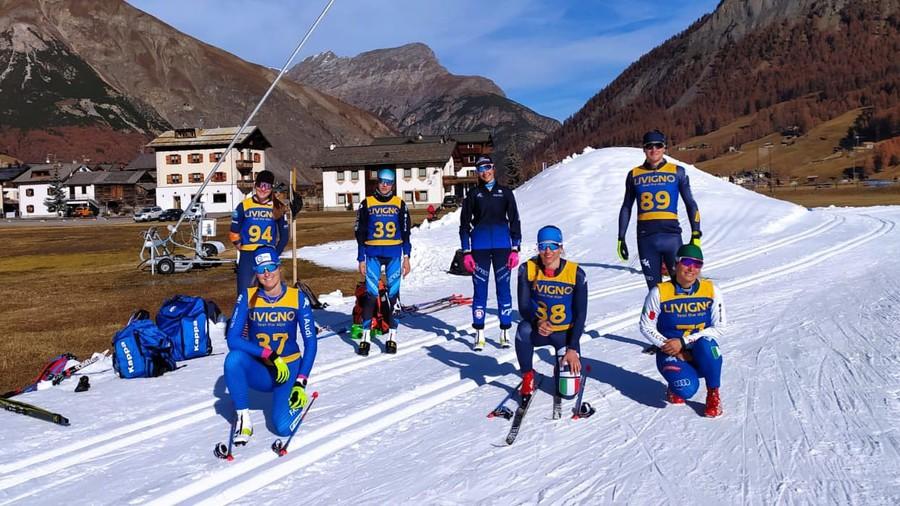 FOTOGALLERY - Fondo, a Livigno si è concluso il raduno della nazionale juniores