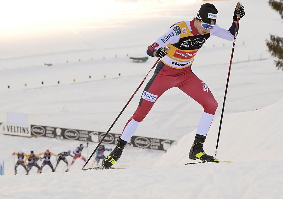 Jarl Magnus Riiber (foto NEWSPOWER)