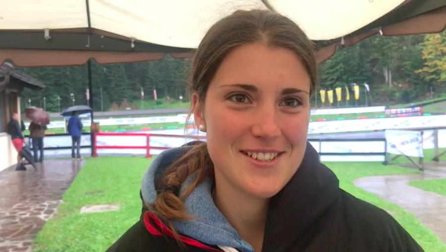 """Fondo - Conosciamo la giovane Anna Rossi: """"Sto raccogliendo i frutti di quanto seminato"""" (VIDEO)"""