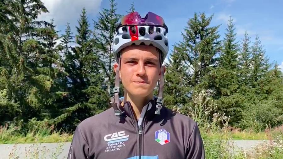 VIDEO, Fondo - Intervista a Giacomo Petrini, giovane di Subiaco che si sta mettendo in luce nel gruppo AIN