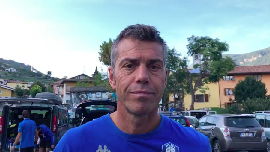 """Fondo - Stefano Saracco: """"In questo gruppo c'è voglia di allenarsi e sacrificarsi"""""""