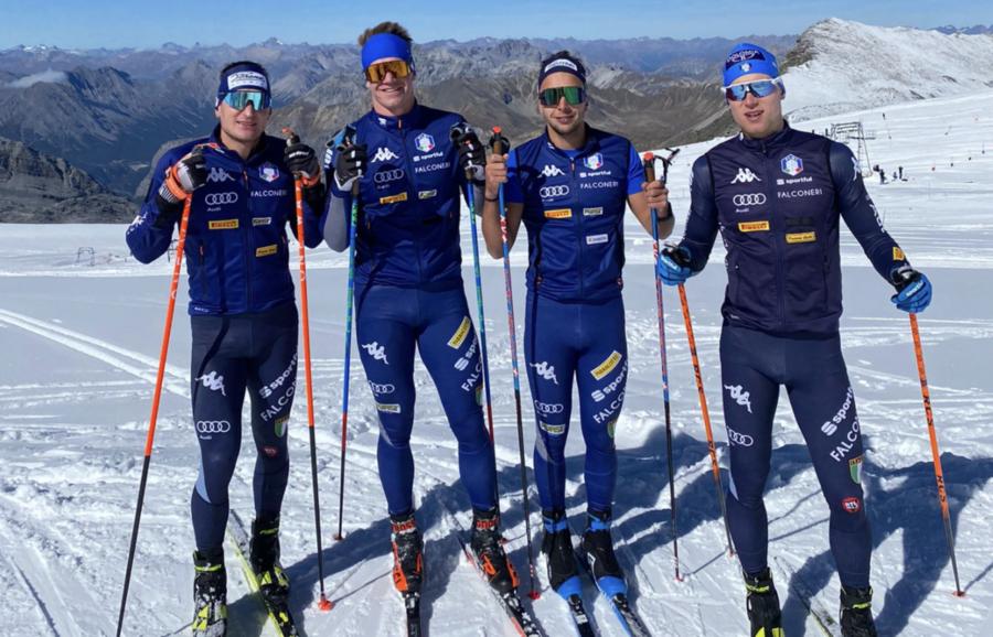 Sci di Fondo - Raduno in Val Senales per le squadre A e Milano-Cortina 2026 maschili e femminili