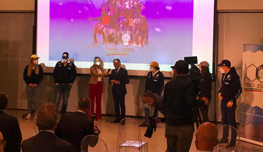100 anni di FISI: il media day ha aperto le celebrazioni per il centenario