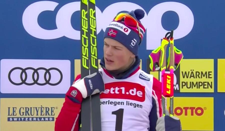 """Fondo - La richiesta di Klæbo: """"Vorrei tornare ad allenarmi con la squadra sprint"""""""
