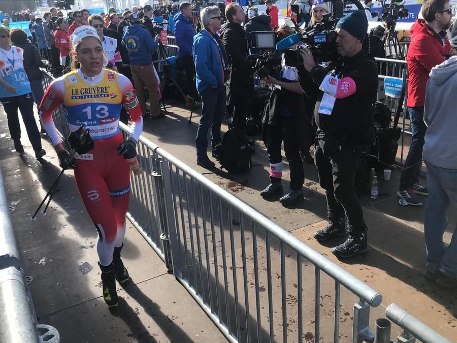 Fondo - Estate travagliata per Skistad: cambio nel programma di allenamento?