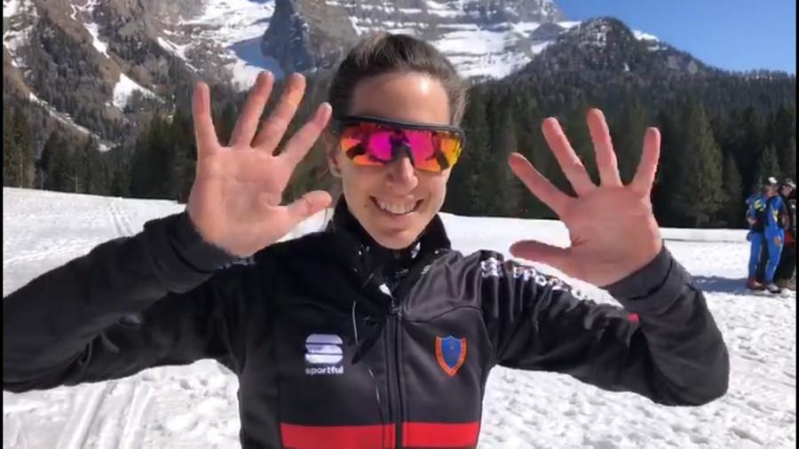 Nuovo ruolo in FIS per Virginia De Martin Topranin: è presidente del Sotto-Comitato delle discipline nordiche femminili