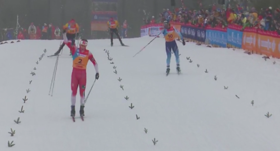 Fondo - Mondiali Juniores: splendido Evensen, netto oro nella sprint! Graz fuori ai quarti
