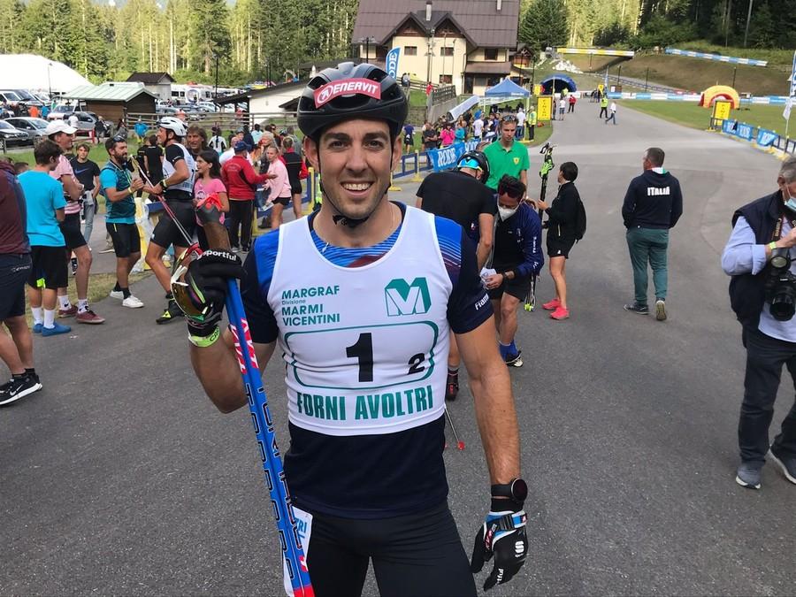 """VIDEO - Pellegrino dopo il titolo italiano sprint: """"La cosa più importante per me era il confronto con i miei compagni"""""""
