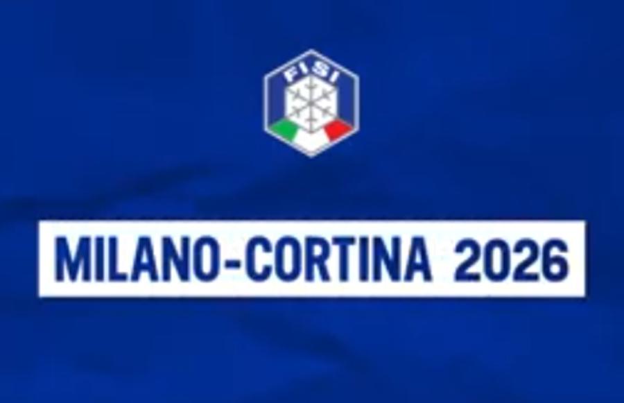 VIDEO - Gli atleti della FISI festeggiano l'anniversario dell'assegnazione delle Olimpiadi 2026 a Milano Cortina