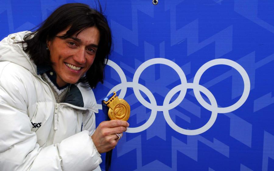 Sci di Fondo - Gabriella Paruzzi inserita nella Walk of Fame del CONI assieme a Paolo Rossi