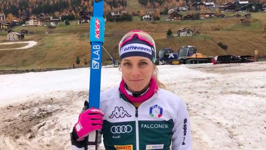 """Fondo - Elisa Brocard verso Davos: """"Mi manca ancora brillantezza, ma punto a raggiungerla per il Tour de Ski"""""""