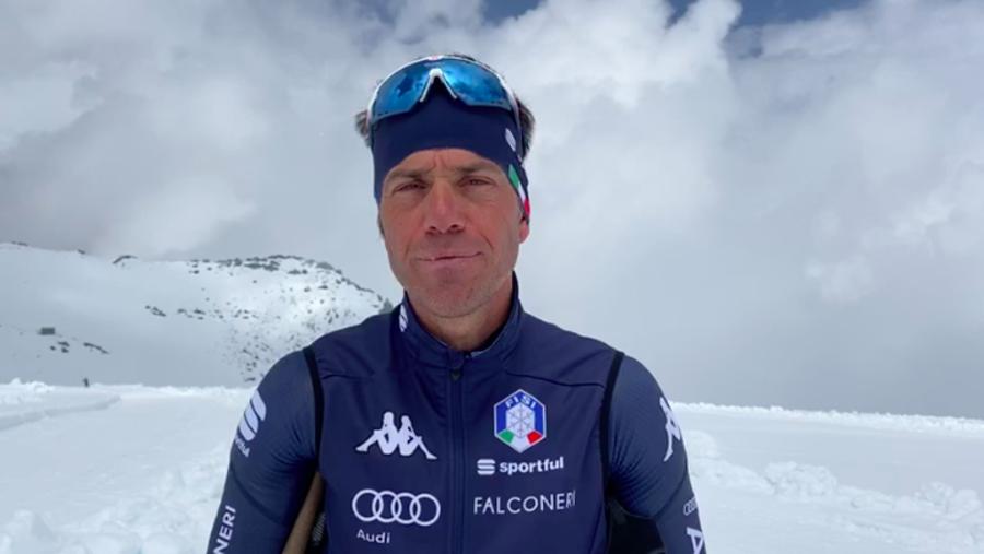 """VIDEO - Fondo, Stefano Saracco: """"Bisogna allenarsi bene, ma senza arrivare stressati a novembre"""""""