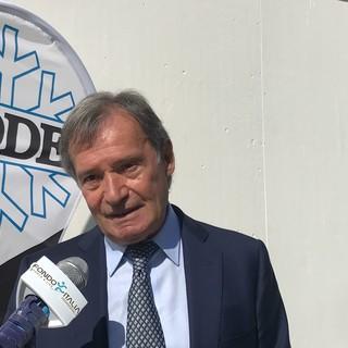"""VIDEO - Flavio Roda: """"Ecco perché ho supportato il passaggio di Pellegrino e De Fabiani nel gruppo Cramer"""""""