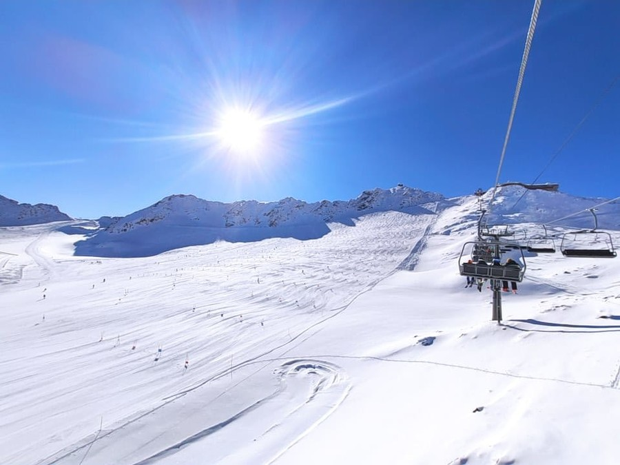 Sci di Fondo - Che traffico in Val Senales: sono in arrivo anche Norvegia, Svezia e Finlandia