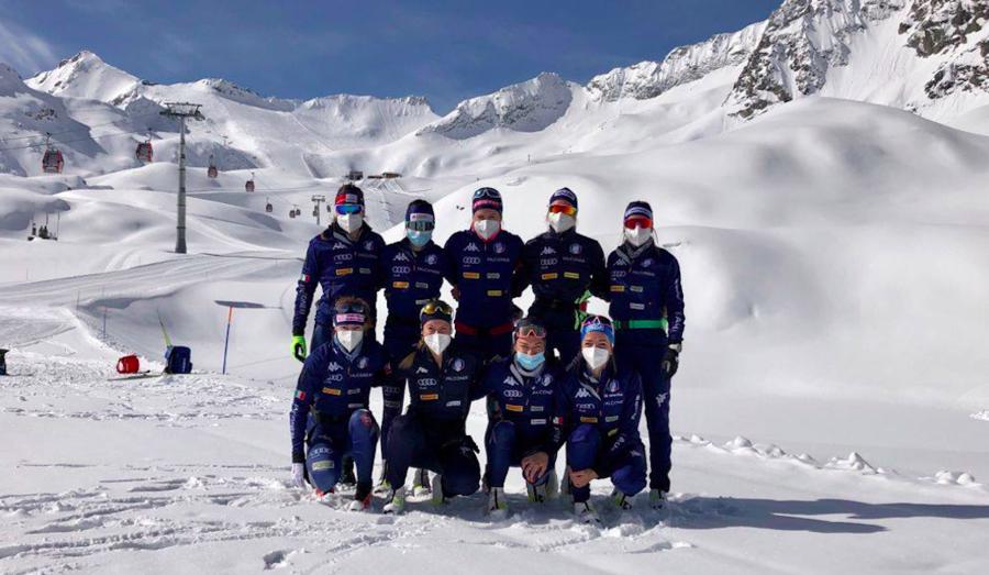 Video e Fotogallery - Ecco com'è andato il primo raduno della nazionale femminile di sci di fondo