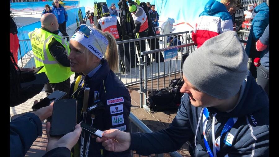Fondo - Doppio forfait per la Svezia: Frida Karlsson e Calle Halfvarsson non saranno a Lillehammer