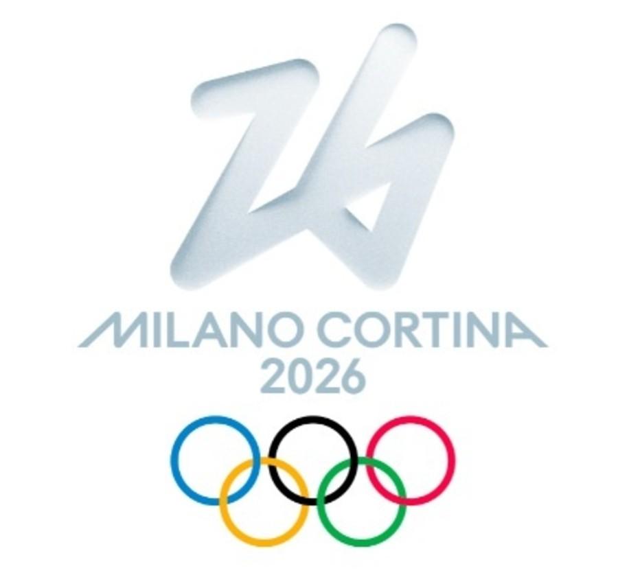 """L'annuncio: è """"Futura"""" il logo delle Olimpiadi Invernali Milano Cortina 2026"""