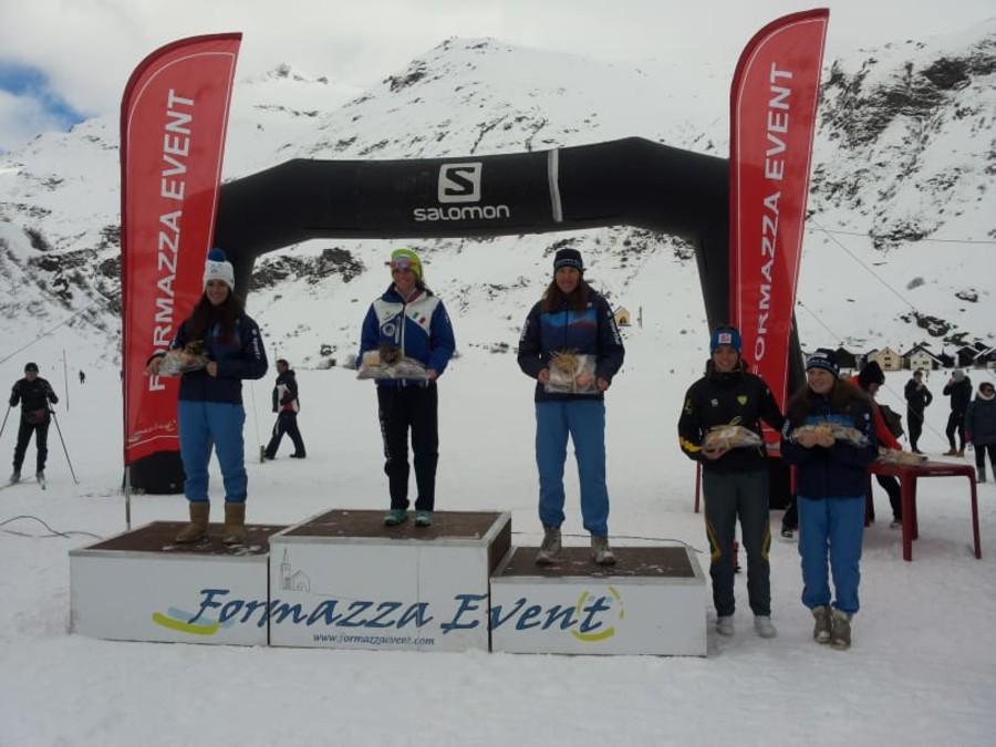 Fondo - Trofeo Val Formazza: Elisa Brocard vince la 10km in skating