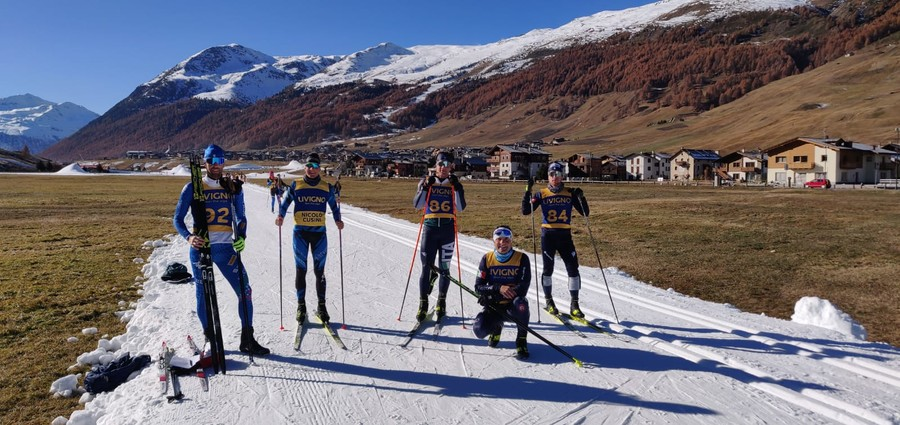 Fondo - A Livigno è ora presente anche la nazionale juniores maschile