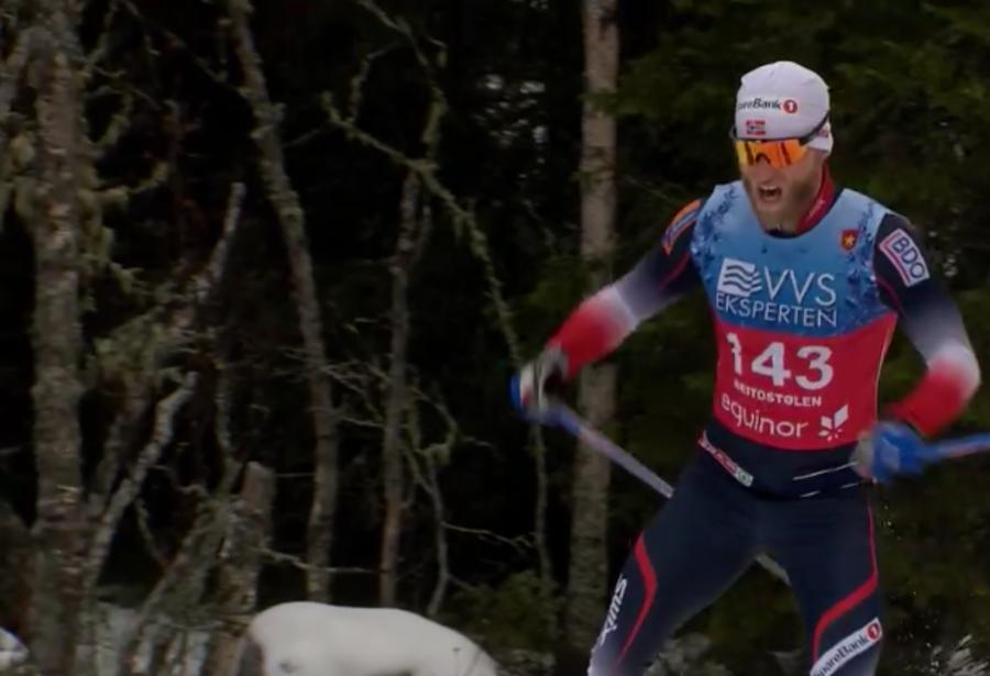 Fondo - Sundby rinuncia alla tappa di Nove Mesto; al suo posto c'è Tønseth